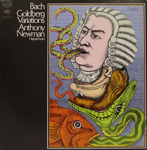 Bach Vinyl (Used)