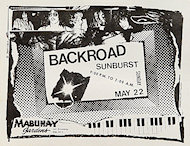 Backroad Handbill