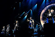 Backstreet Boys BG Archives Print