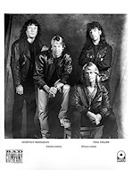 Bad Company Promo Print