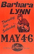 Barbara Lynn Poster