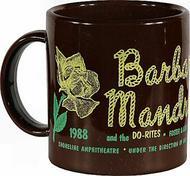 Barbara Mandrell Vintage Mug