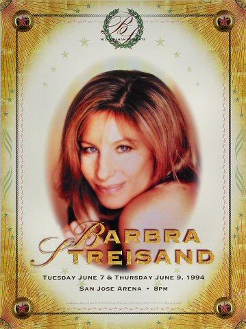 Barbra Streisand Poster