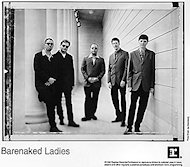 Barenaked Ladies Promo Print
