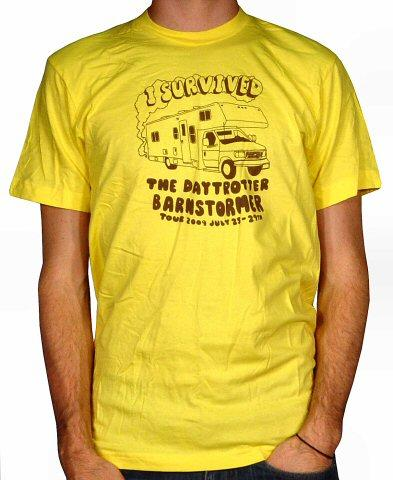 Barnstormer 1 Men's Retro T-Shirt