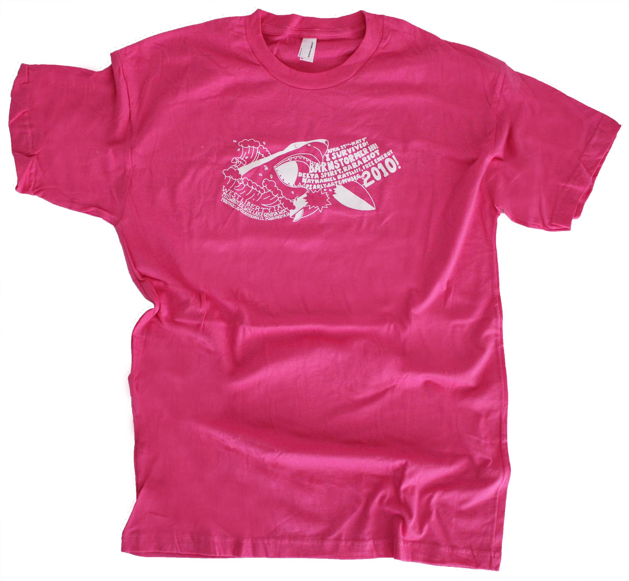 Barnstormer 3Men's T-Shirt