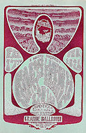 Barons Handbill