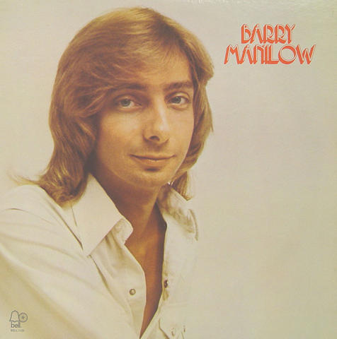 Barry Manilow Vinyl (Used)