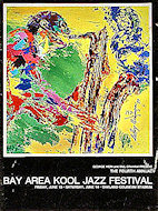 Bay Area Kool Jazz Festival Program
