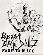 Beast Handbill