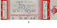 DJ Hurricane 1990s Ticket