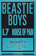 Beastie Boys Poster
