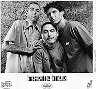 Beastie Boys Promo Print