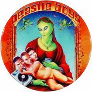 Beastie Boys Retro Pin