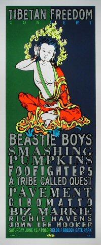 Foo Fighters Serigraph
