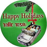 Beastie Boys Vintage Pin