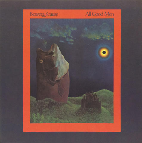 Beaver & Krause Vinyl (Used)