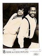 Bebe and Cece Winans Promo Print