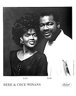 Bebe and Cece Winans Promo Print