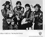 Bela Fleck &amp; The Flecktones Promo Print
