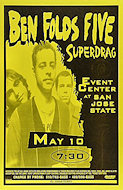 Ben Folds Five Poster
