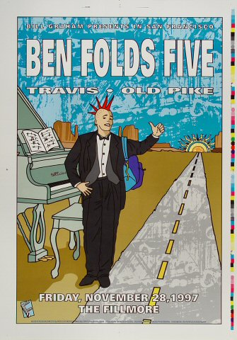 Ben Folds FiveProof