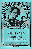 Ben Harper &amp; The Innocent Criminals Poster