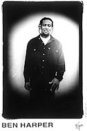 Ben Harper Promo Print