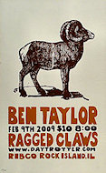 Ben Taylor Poster