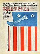 Benny Goodman Rolling Stone Magazine
