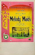 Bernice Krejci and the Melody Maids Poster