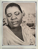 Bessie Smith Poster