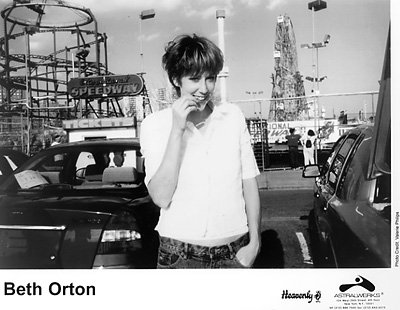 Beth OrtonPromo Print