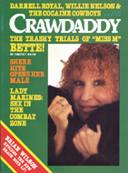 Willie Nelson Crawdaddy Magazine