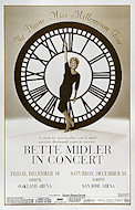 Bette Midler Poster