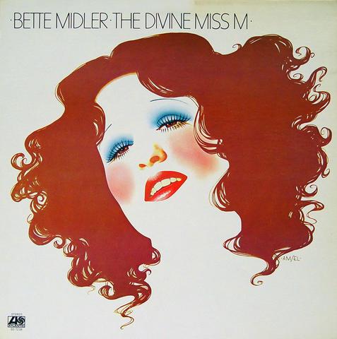 Bette Midler Vinyl (Used)