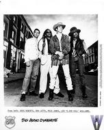 Big Audio Dynamite Promo Print