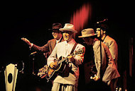 Big Bad Voodoo Daddy BG Archives Print