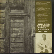 Big Bill Broonzy Vinyl (Used)