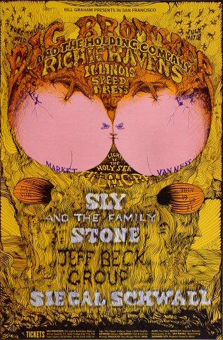 Sly & the Family Stone Poster