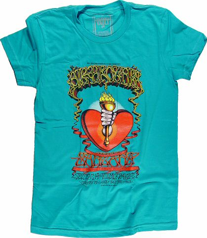 Big Brother and the Holding Company Women's Retro T-Shirt
