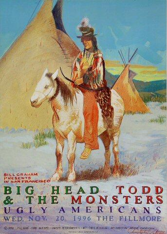 Big Head Todd &amp; The Monsters Poster