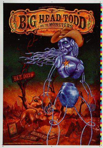 Big Head Todd &amp; The Monsters Proof