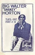 Big Walter Horton Poster