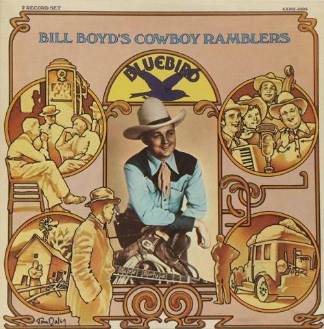 Bill Boyd Vinyl (Used)
