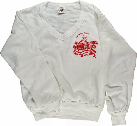 Bill Graham Presents Men's Vintage Sweatshirts