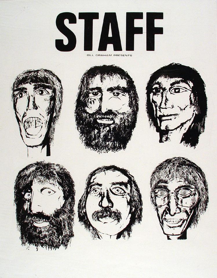 Bill Graham Presents Poster