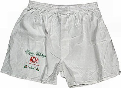 Bill Graham Presents Women's Vintage Gym Shorts