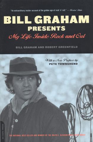 Bill GrahamBook
