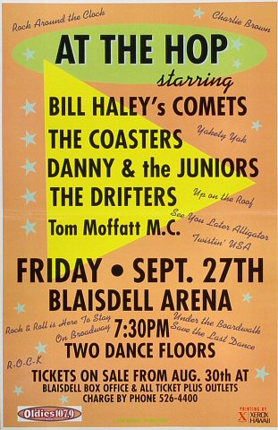 Bill Haley's CometsPoster